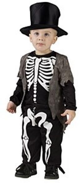 Happy Skeleton Costume