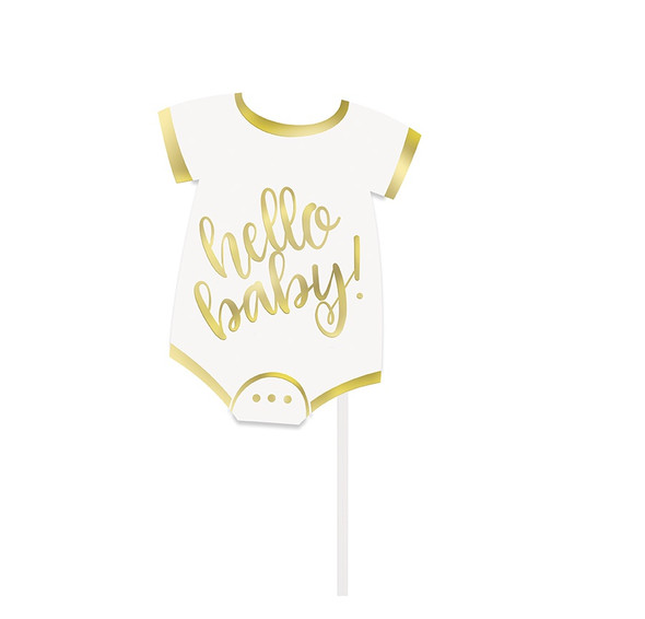 Hello Baby Photo Props