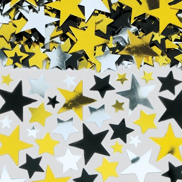 Hollywood Star Confetti