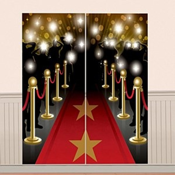 Hollywood Wall Decorating Kit