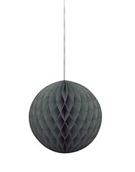 Honeycomb Ball Black