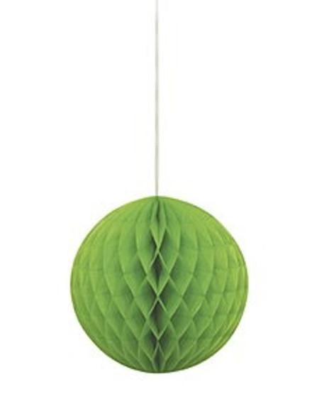 Honeycomb Ball Lime Green