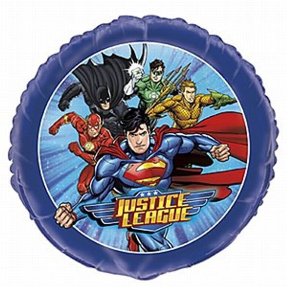 Justice League Foil Balloon
