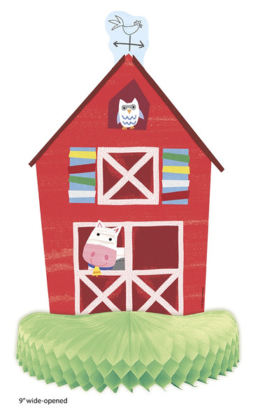 Kids Farm Decorating Kit