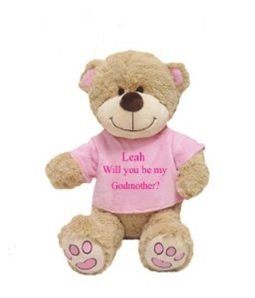Large Godmother Teddy Bear