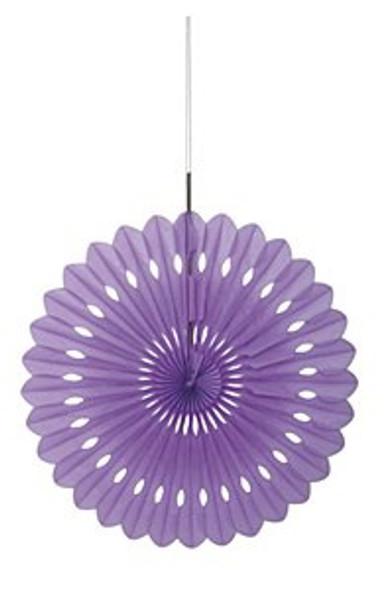 Lavender Fan Decoration