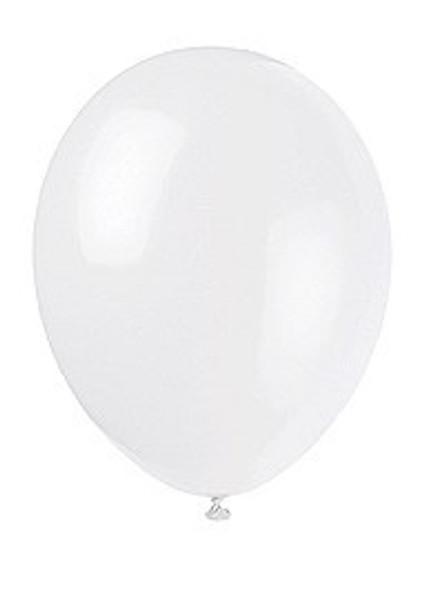 Linen White Balloons