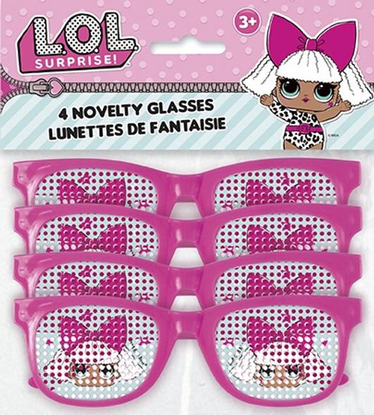 LOL Surprise Party Glasses