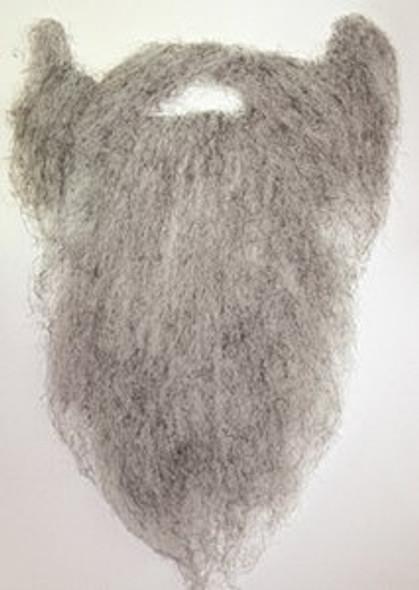 Long Grey Beard