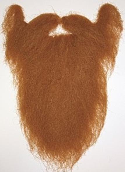 Long Ginger Beard