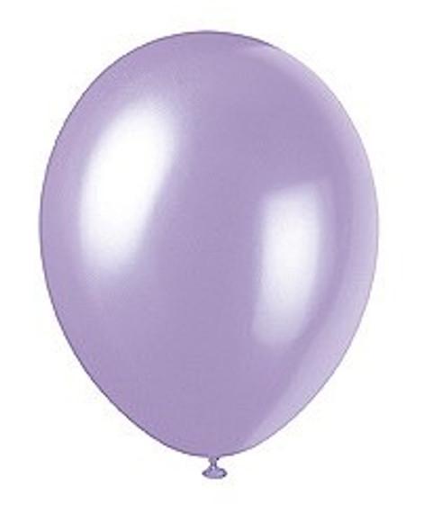 Lovely Lavender Balloons