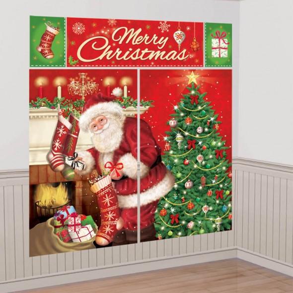 Magical Christmas Scene Setter