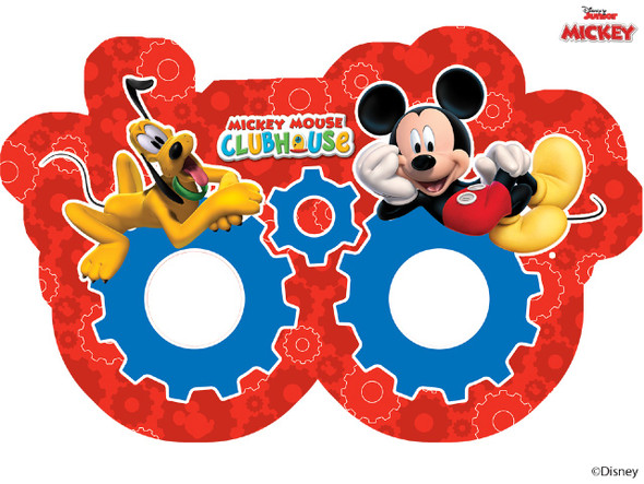 Mickey Clubhouse Masks