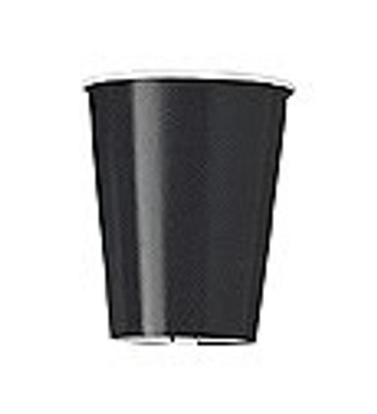Midnight Black Paper Cups