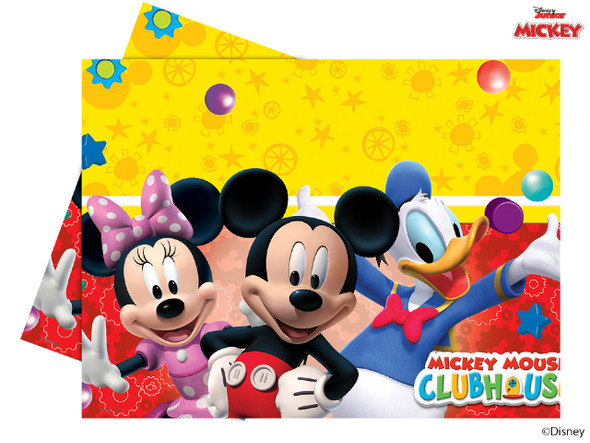 Mickey Mouse Party Tablecover