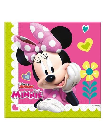 Minnie Bowtique Party Napkins