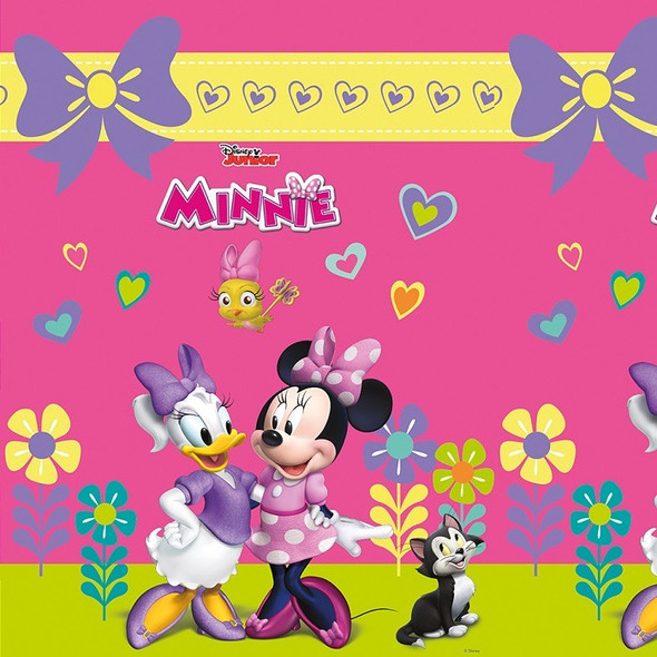 Minnie Bowtique Tablecover