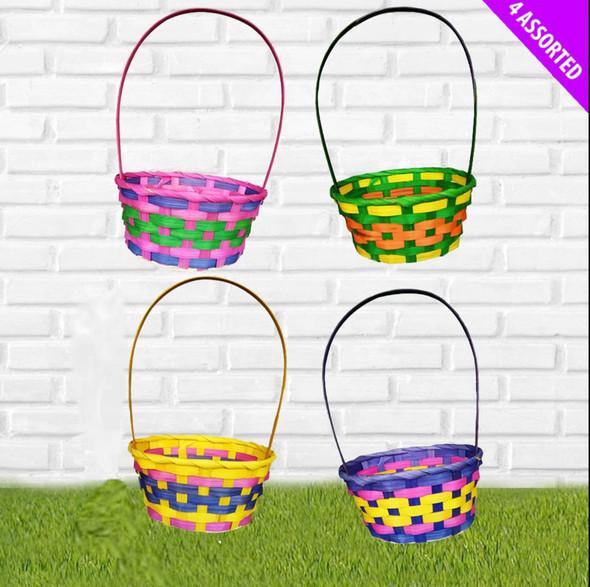 Multicolour Baskets