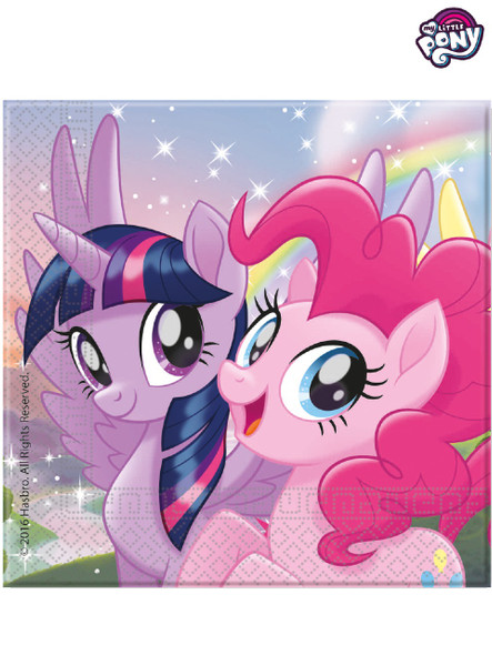 My Little Pony Movie Napkins