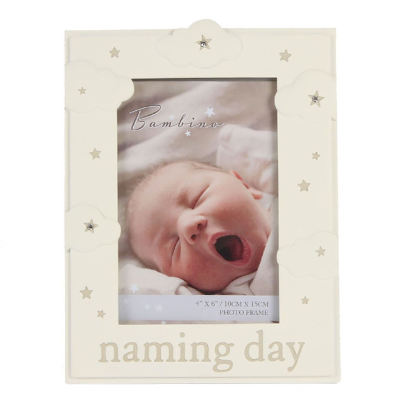 Naming Day Frame