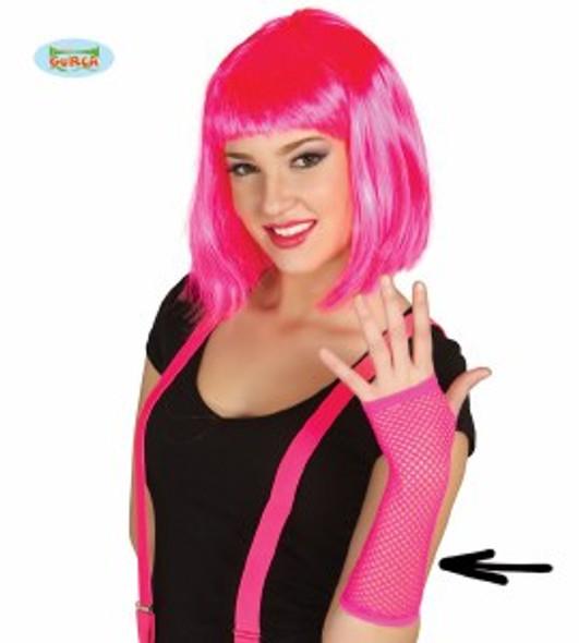 Neon Pink Glove
