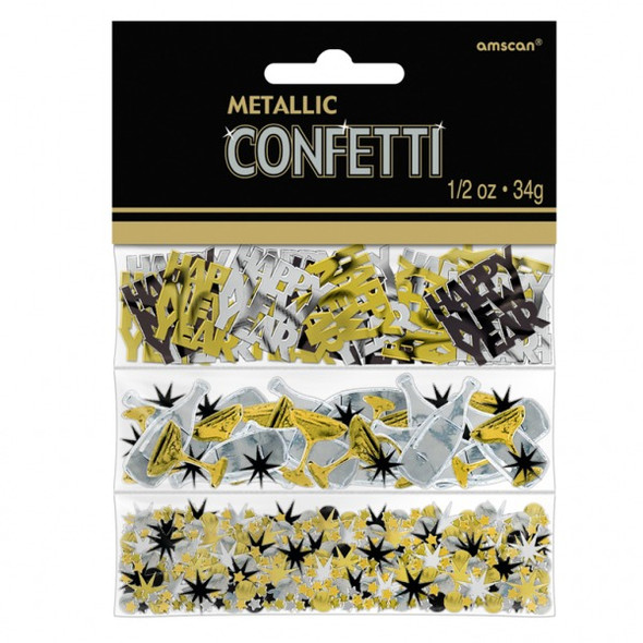 New Year Confetti Value Pack