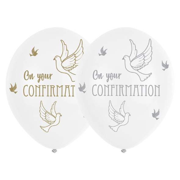 On Your Confirmation Balloons