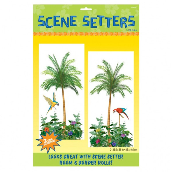 Palm Tree Scene Setter