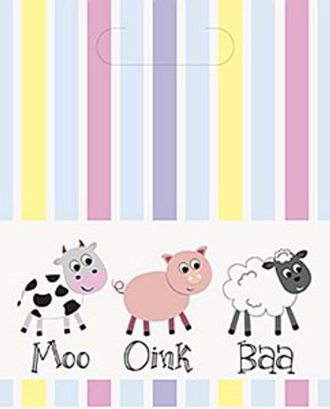Pastel Farm Party Bags