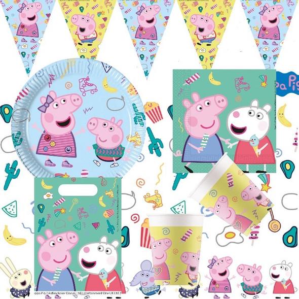 Peppa Pig Messy Party Bundle