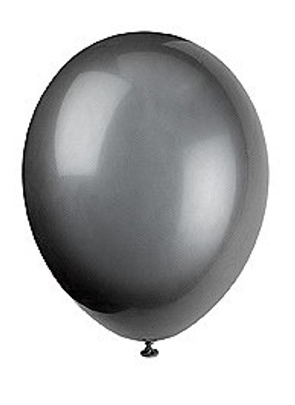 Phantom Black Balloons