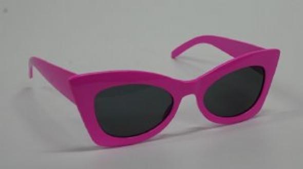 Pink 50s Glasses