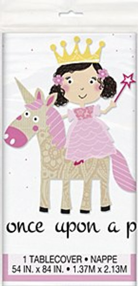 Princess & Unicorn Tablecover