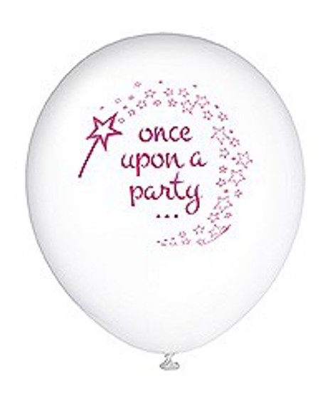 Princess & Unicorn Balloons