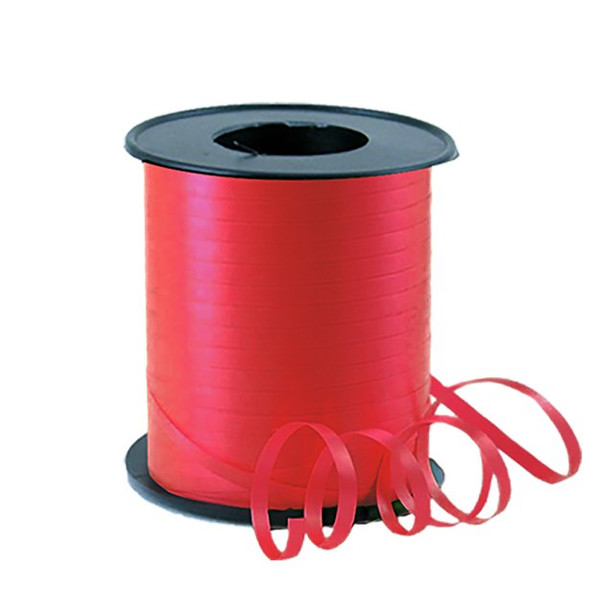 500 Yds Red Curling Ribbon