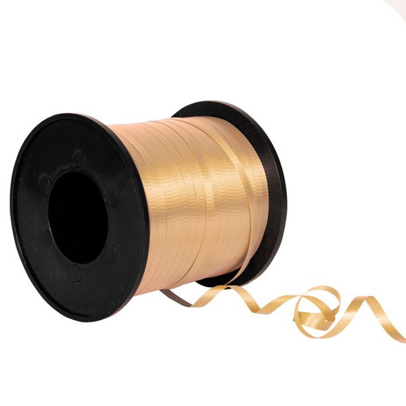 500 Yds Gold Curling Ribbon