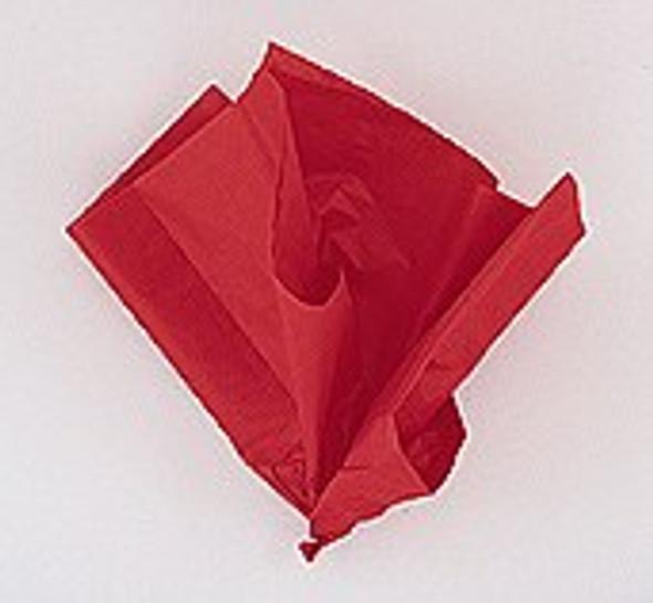 Red Tissue Paper