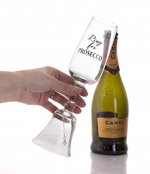 Ring For Prosecco Glass