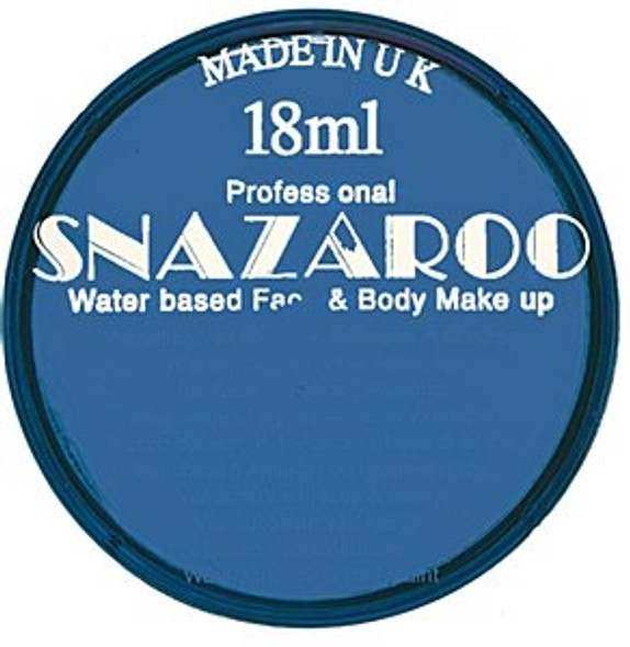 Royal Blue Snazaroo Face Paint
