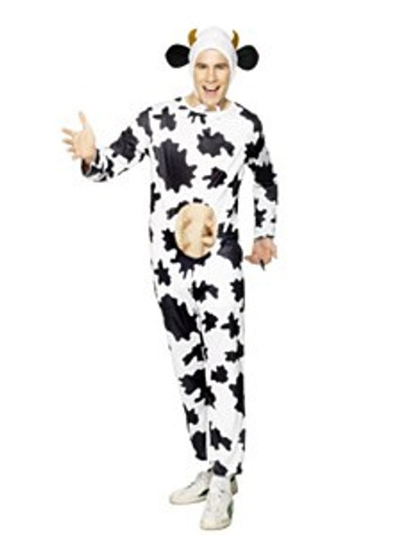 Mens Silly Cow Costume
