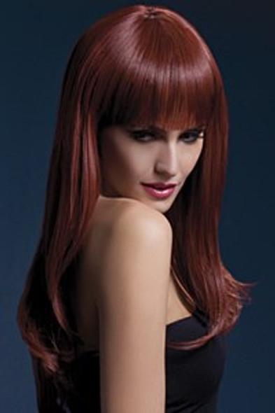 Sienna Auburn Wig