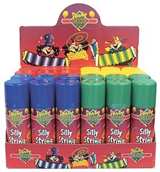 Silly String YELLOW