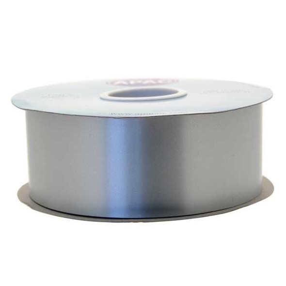 Silver Polypropylene Ribbon