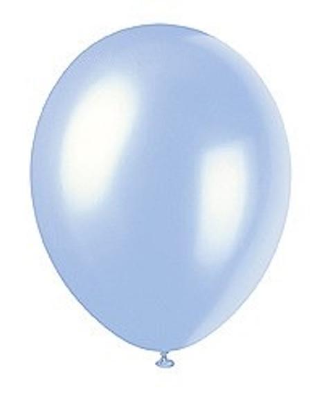 Sky Blue Balloons