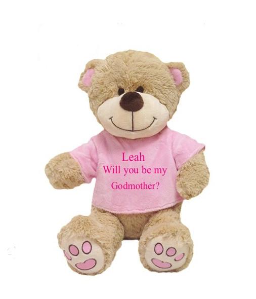 Small Goldmother Teddy Bear