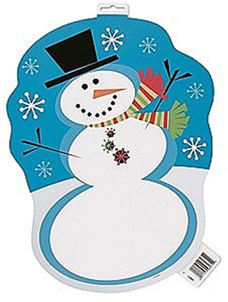 Snowman Cutout
