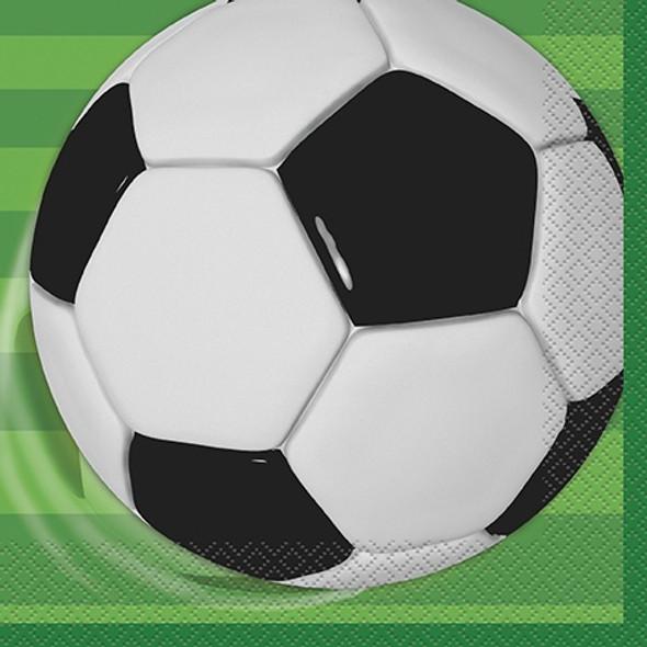 Soccer Party Napkins