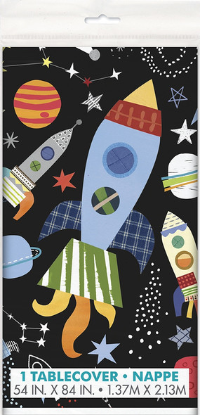 Space Party Tablecover