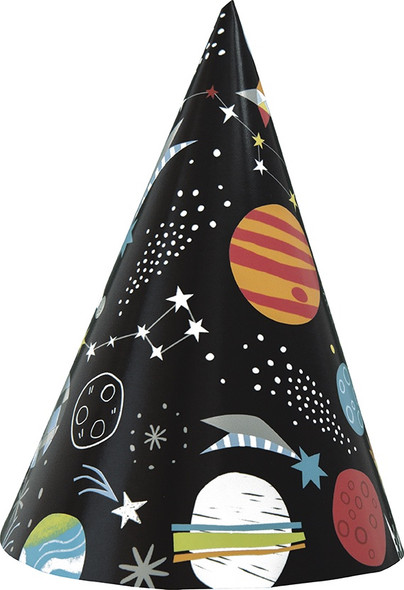 Space Party Hats