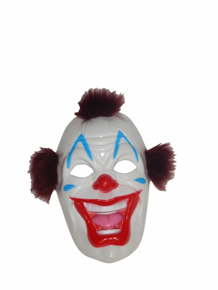 Spooktacular Clown Mask